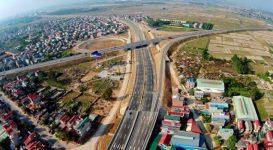 Hà Nội sắp làm 3 đường nối các đô thị vệ tinh với khu trung tâm