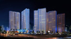 VINHOMES D'.CAPITALE TRẦN DUY HƯNG – Green Is Inspiration