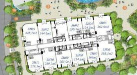 Bán Shophouse 360 Giải Phóng đúng giá HĐMB