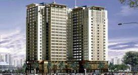 Nội thất hoàn thiện chung cư Udic Riverside 122 vĩnh tuy