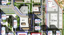 Tổng quan về chung cư N03T6 Ngoại Giao Đoàn