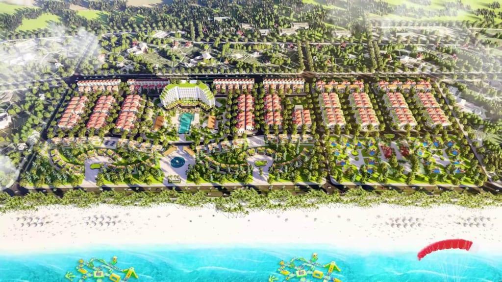 Dự án Trà Cổ Long Beach Luxury