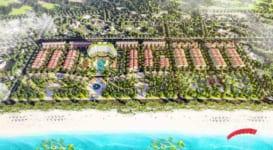 Dự án khu du lịch cao cấp Trà Cổ Long Beach Luxury Móng Cái