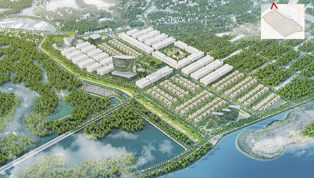 Dự án Hà Khánh C Feni City Hạ Long