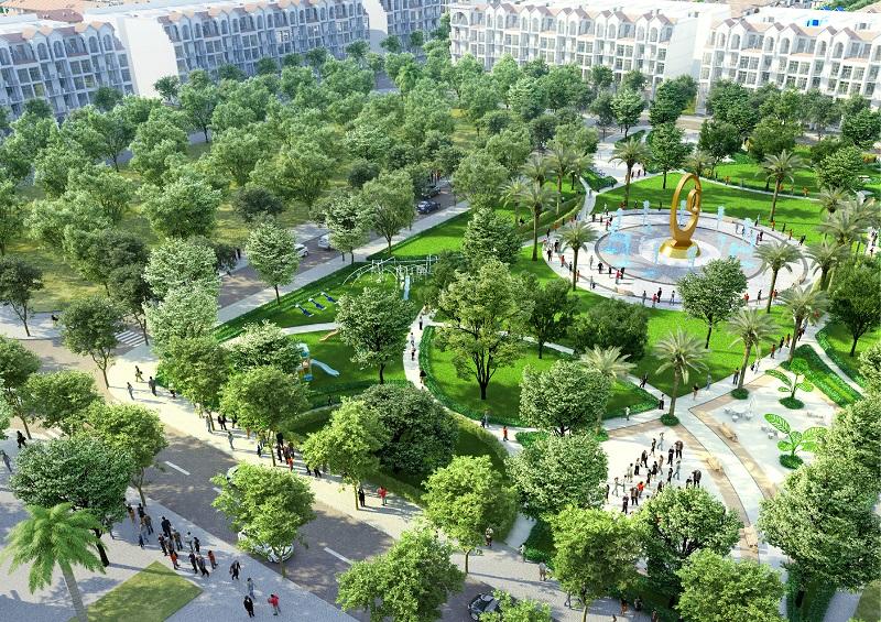 Tiện ích Feni City Hạ Long Cao Xanh Hà Khánh C