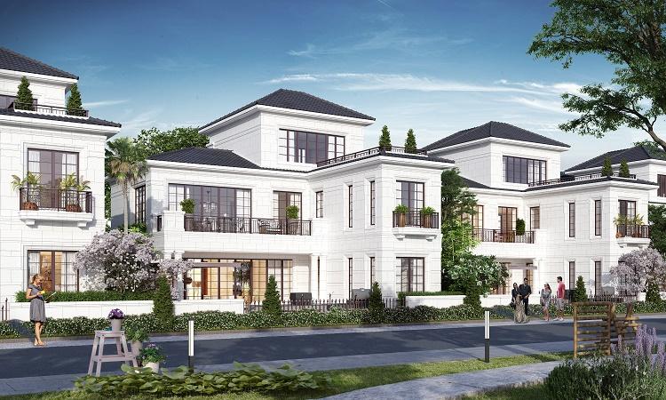 Biệt thự dự án Tnr Bỉm Sơn
