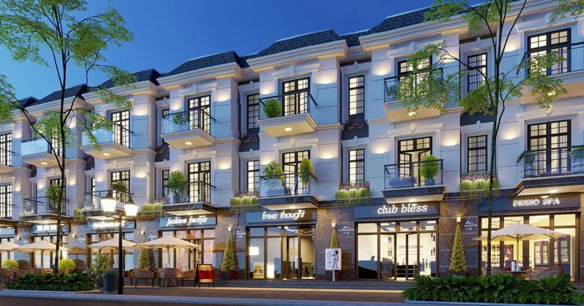 Shophouse Tnr Bỉm Sơn Thanh Hóa
