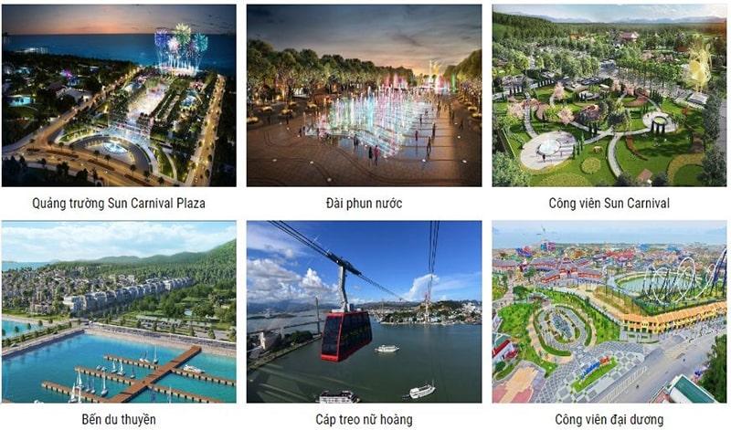 Tiện ích đẳng cấp xung quanh dự án Sun Grand City Marina Hạ Long