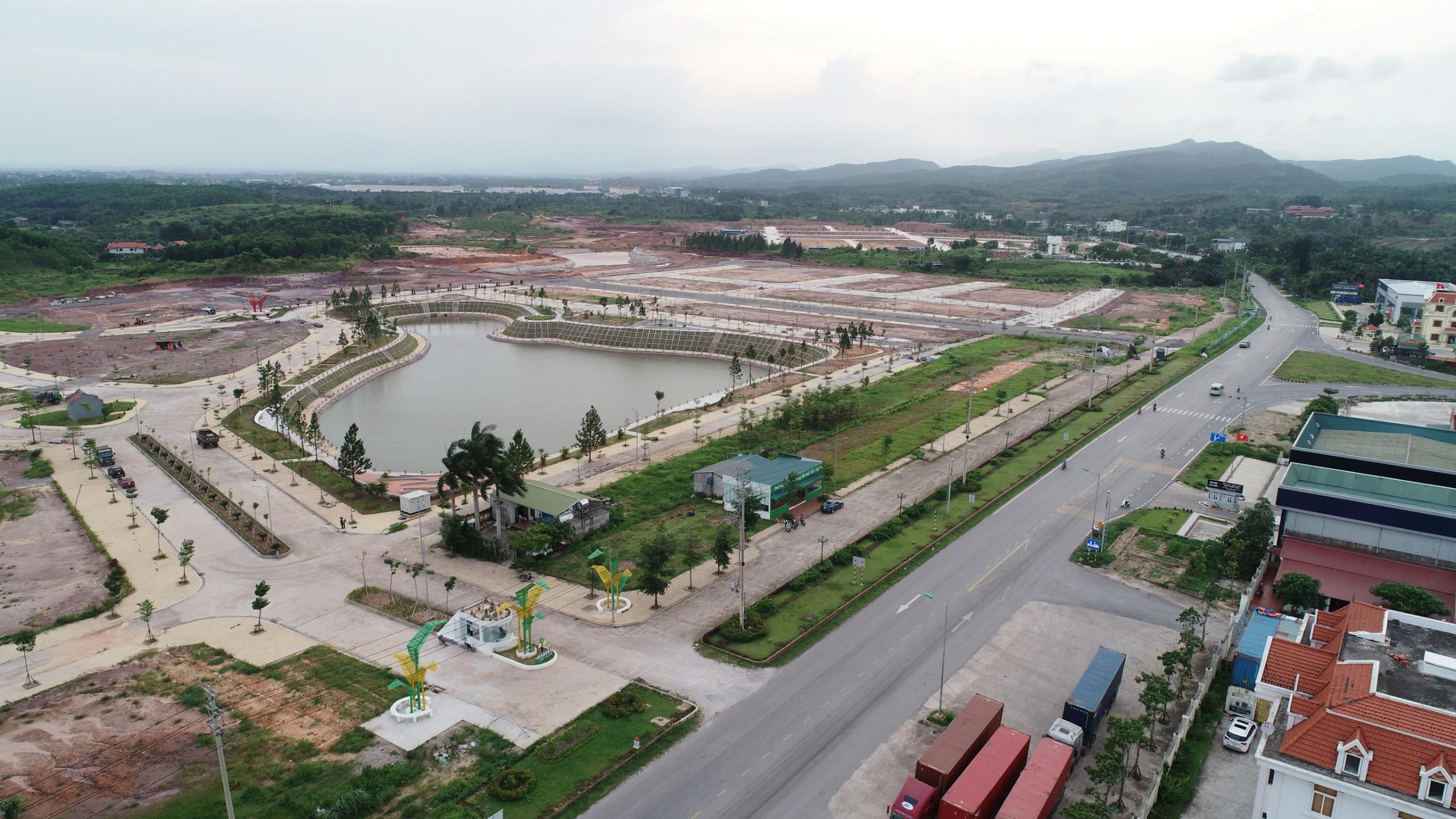 Hình ảnh thực tế Hải Yên Villas Móng Cái