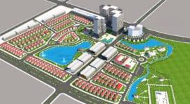 Dự án khu đô thị Hải Yên Villas Móng Cái